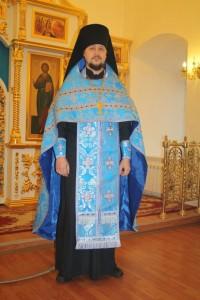 Благочинный монастыря иеромонах Алипий (Прохоров)