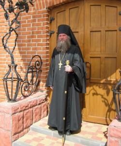 Игумен монастыря Амвросий (Калабухов)